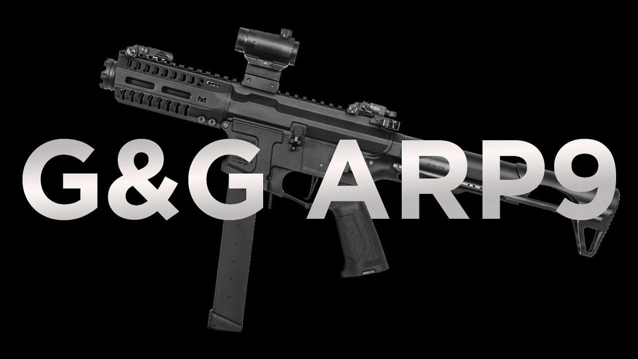 GNG ARP 9 AIRSOFT