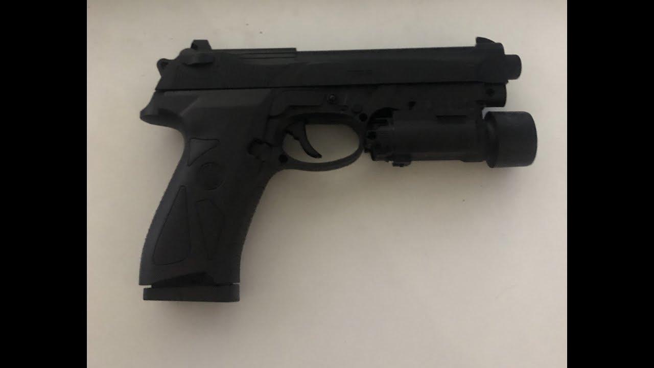SKD Beretta M92 | Examen des armes à feu?