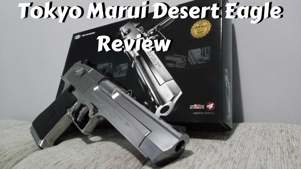 Tokyo Marui Desert Eagle Review