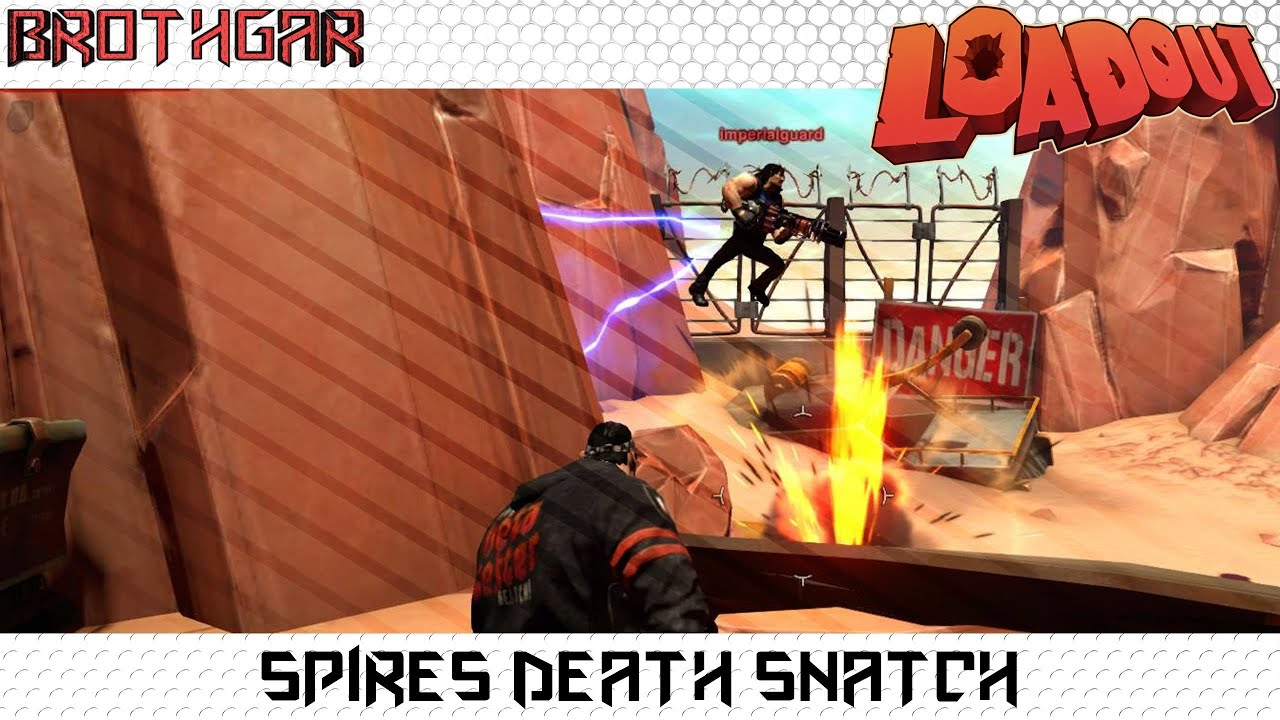Death Snatch Spires Gameplay Loadout 2.0