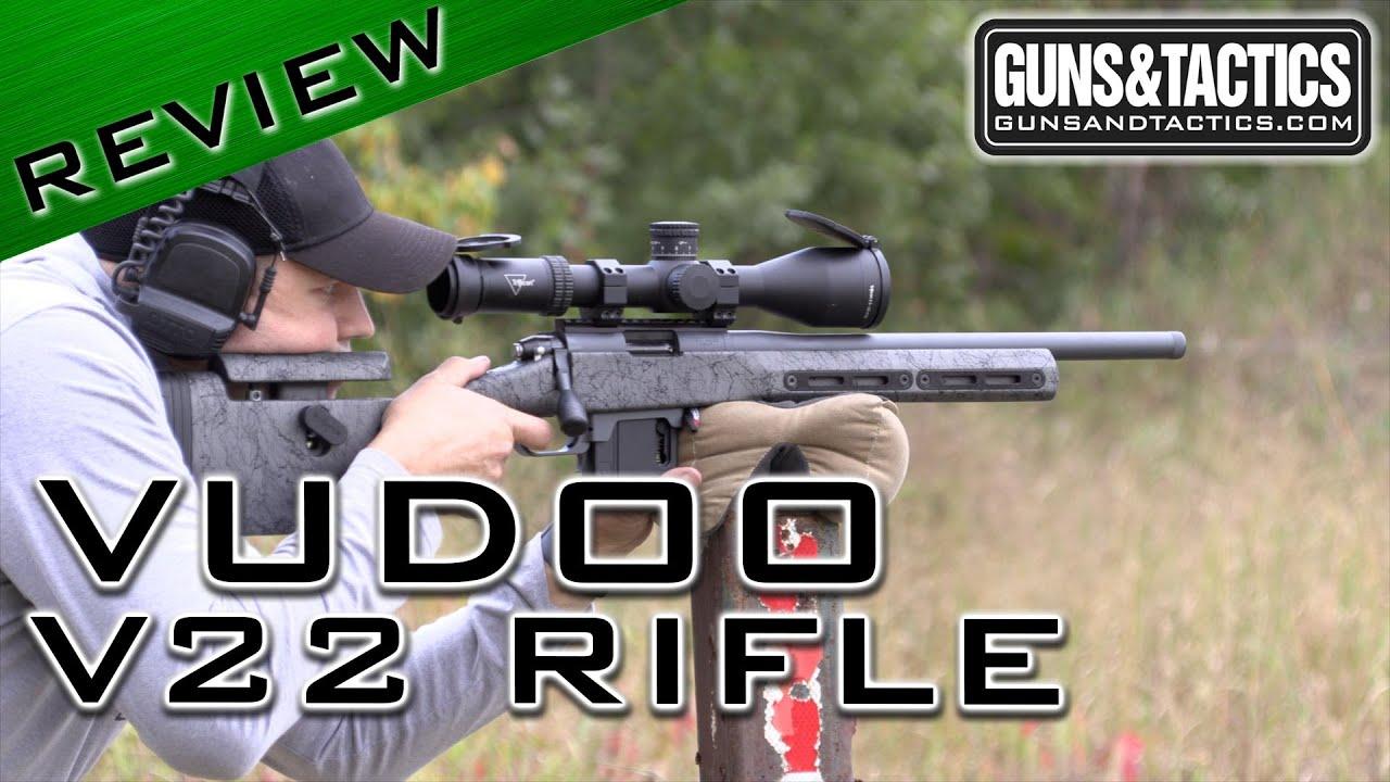 Vudoo Gun Works V22 examen complet – le meilleur 22 de tous les temps!