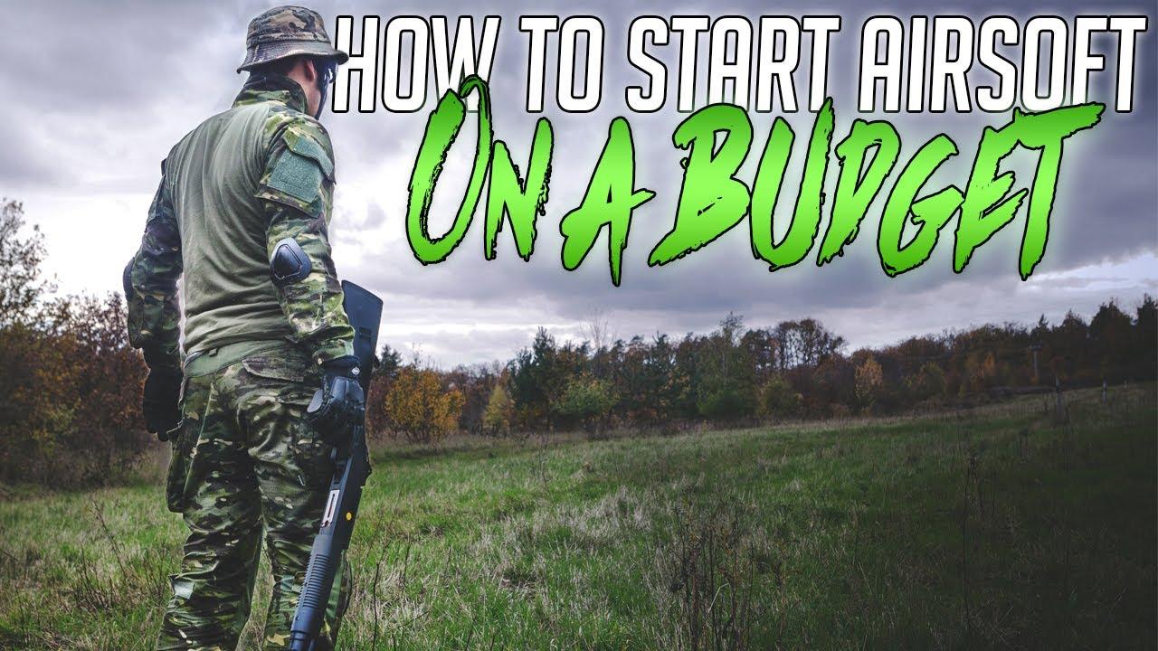 Comment démarrer Airsoft sur un BUDGET! | FS AirsoftUK