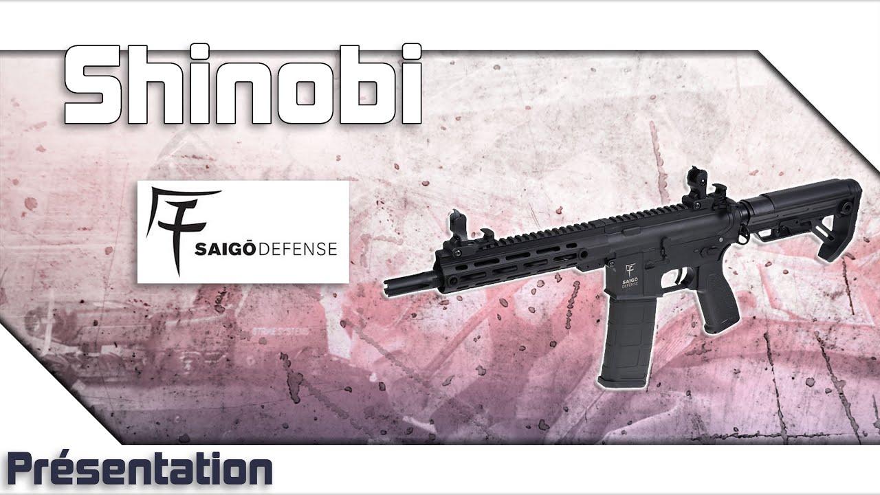 [Shinobi – Saigo Defense] Présentation | Review | Airsoft FR – EN subs