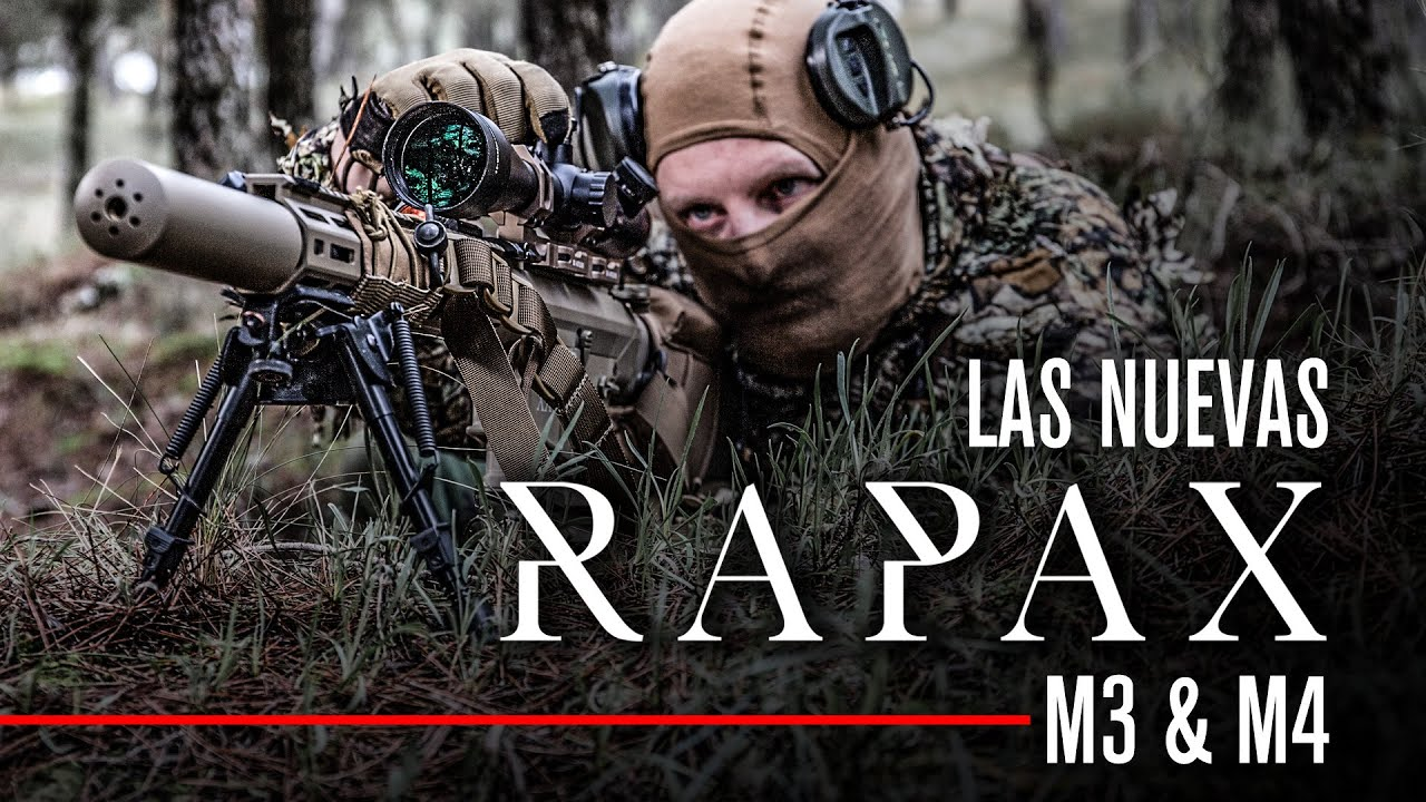 REVIEW RAPAX SECUTOR SELECT PULL [M3 Y M4] | AIRSOFT DMR
