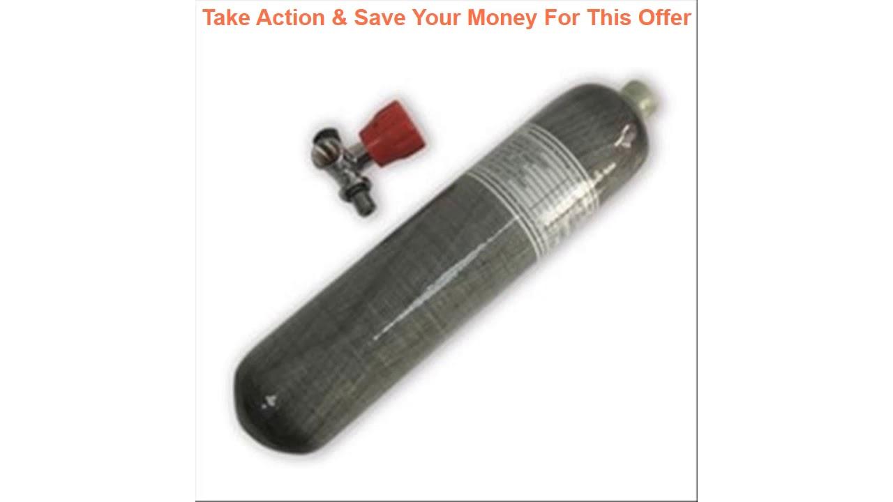 Avis ballon AC10211 pour plongée 2L hpa pcp airsoft chasse co2 fusil paintball sous-marin voiture