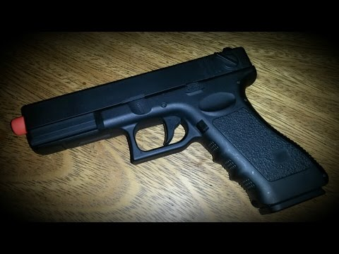 (Airsoft) Critique Glock 18c – CYMA (CM.030)