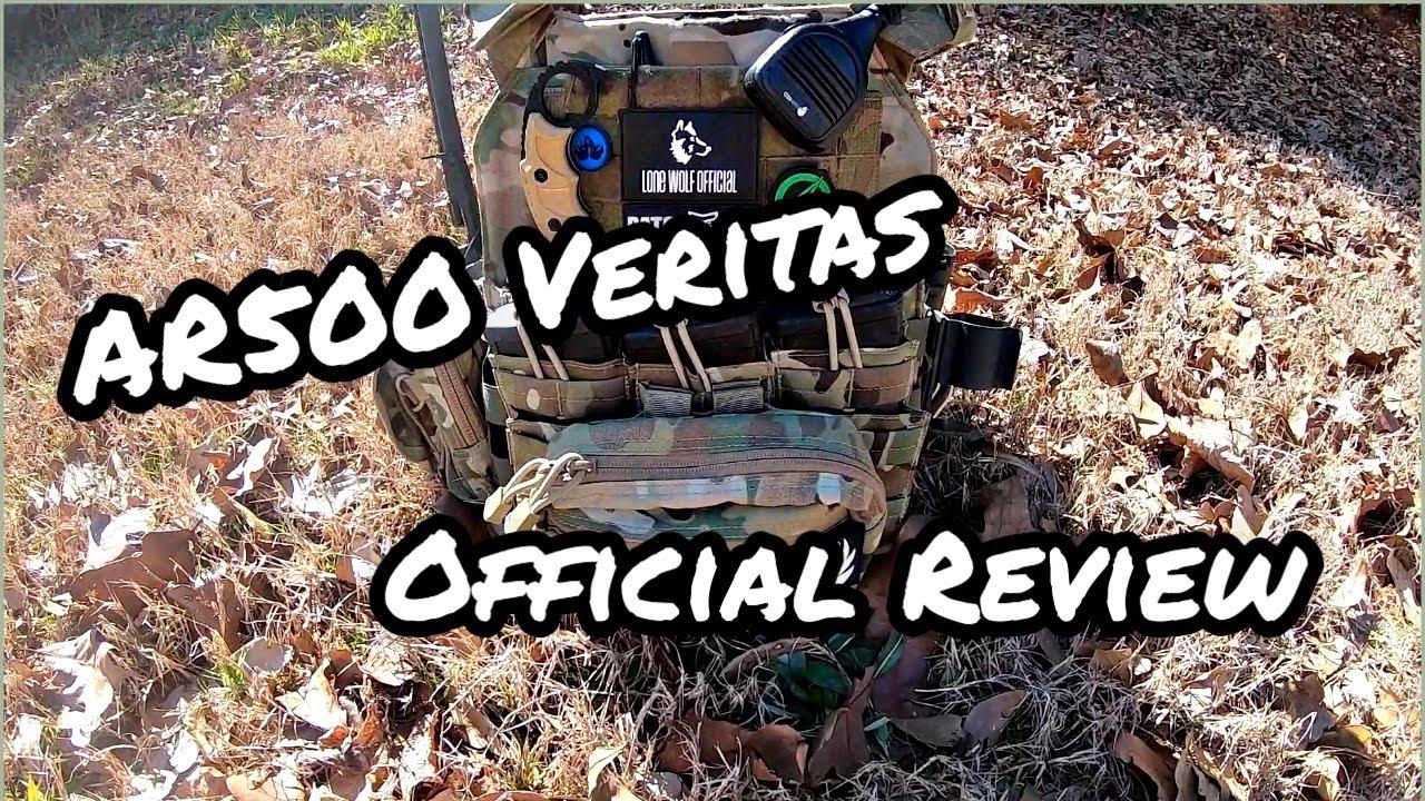 MEILLEUR PORTEUR DE PLAQUES DU MARCHÉ ??? – AR500 Veritas Official Review
