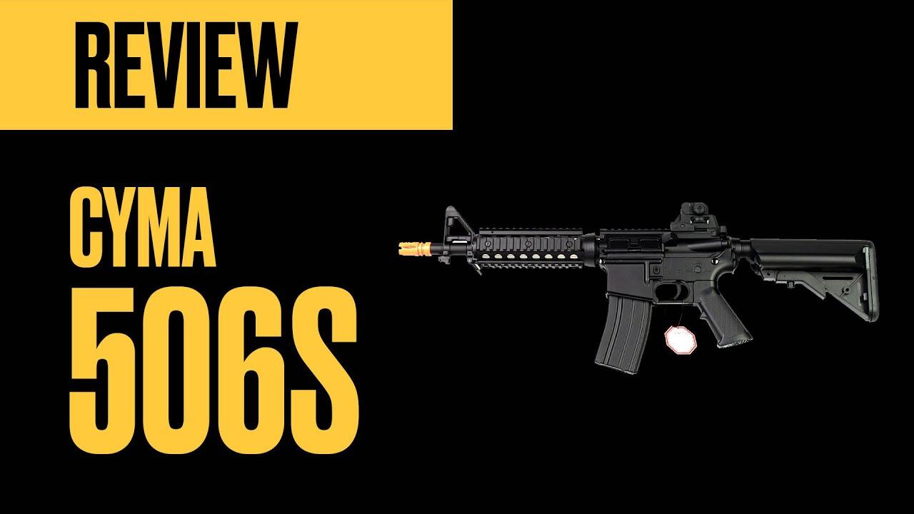 Évaluer Airsoft Rifle Cyma 506s (AEG)