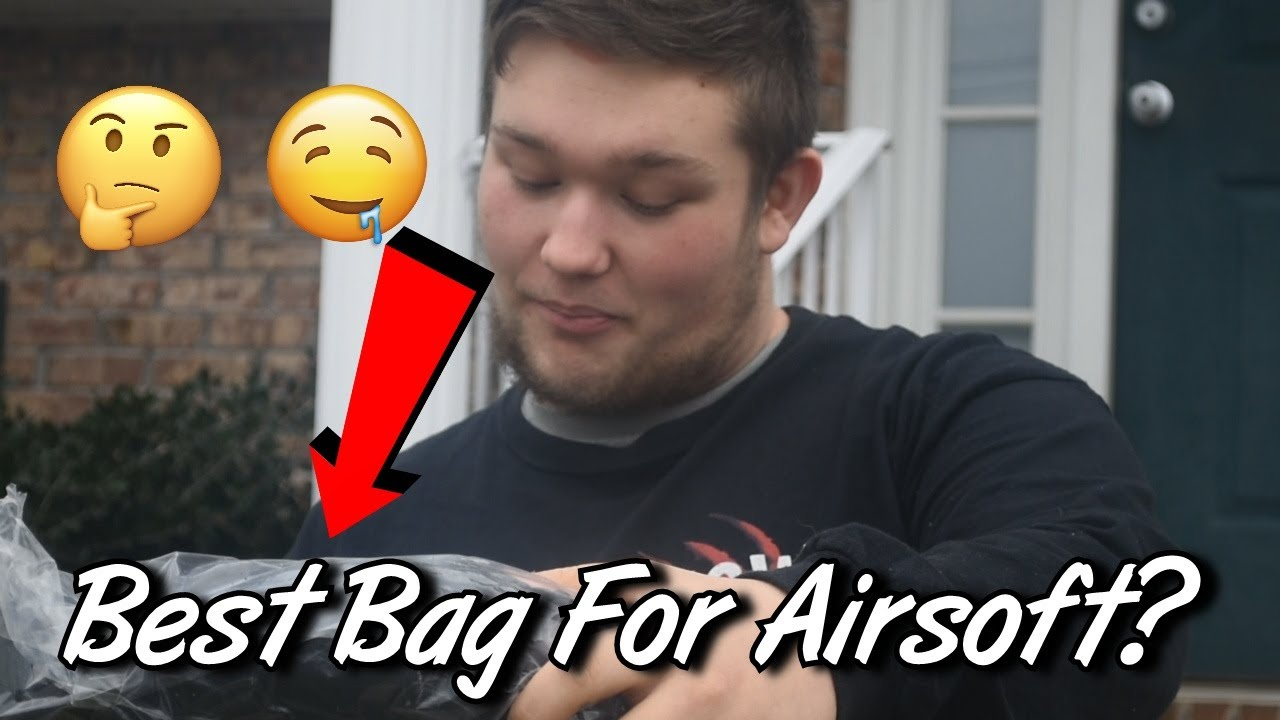 Sac fou pour airsofters …! | Airsoft avec Wolfie