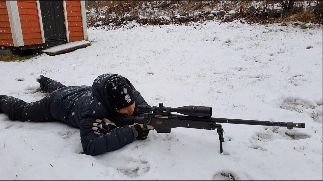Ayah Dawan Airsoft Review – Brève histoire de mon fusil de sniper préféré, Arctic Warfare