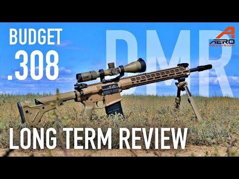 Aero Precision M5 AR-10 .308 Budget DMR Build – Examen à long terme