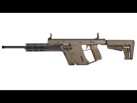 Nouveau test Kriss Vector .22