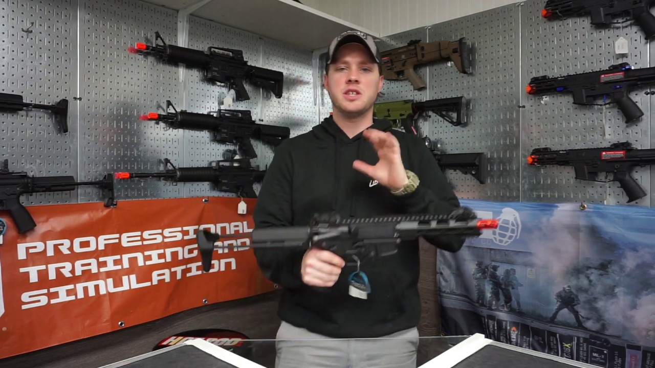 AJs Tactical KWA QRF Mod1 Review !!!
