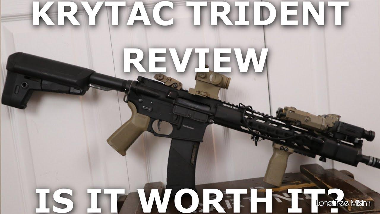 Krytac Trident SPR Review – 6 ans plus tard … Ça vaut le coup ??