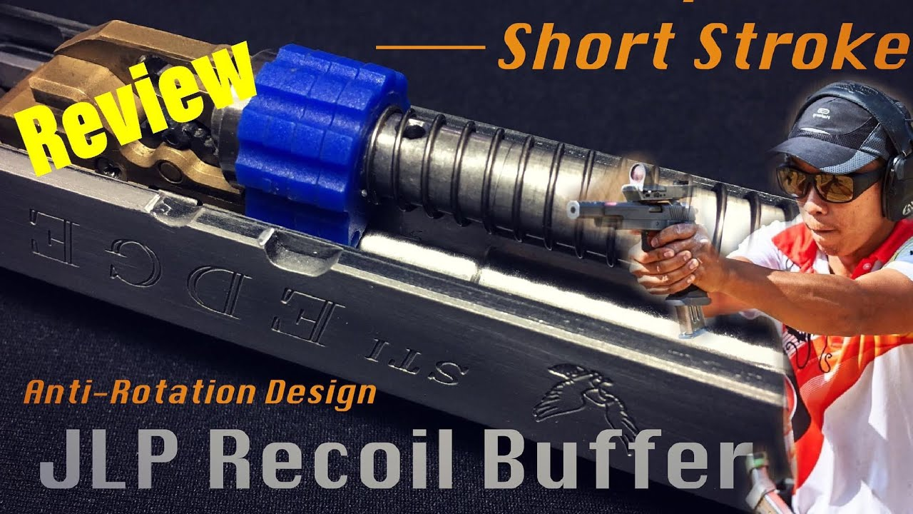 JLP Recoil Buffer for 1911 and Hi-Capa Review