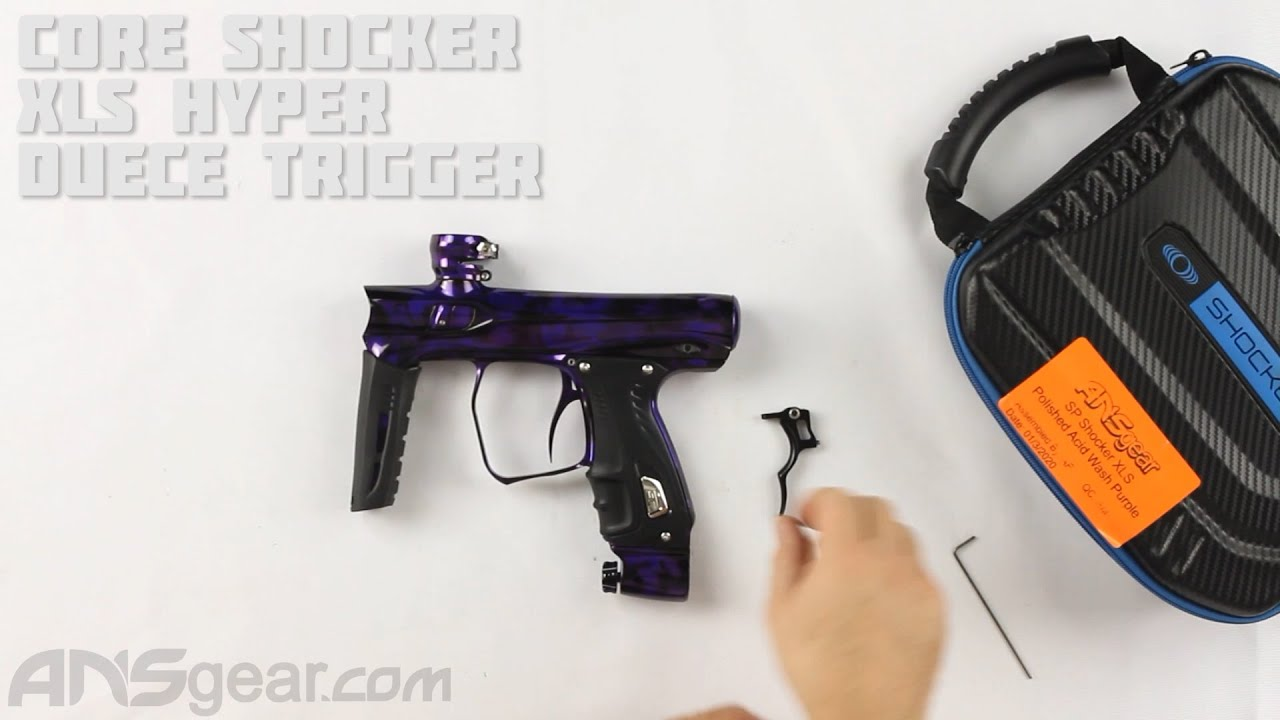 Déclencheur Hyper Sheuer Core Shocker XLS – Critique