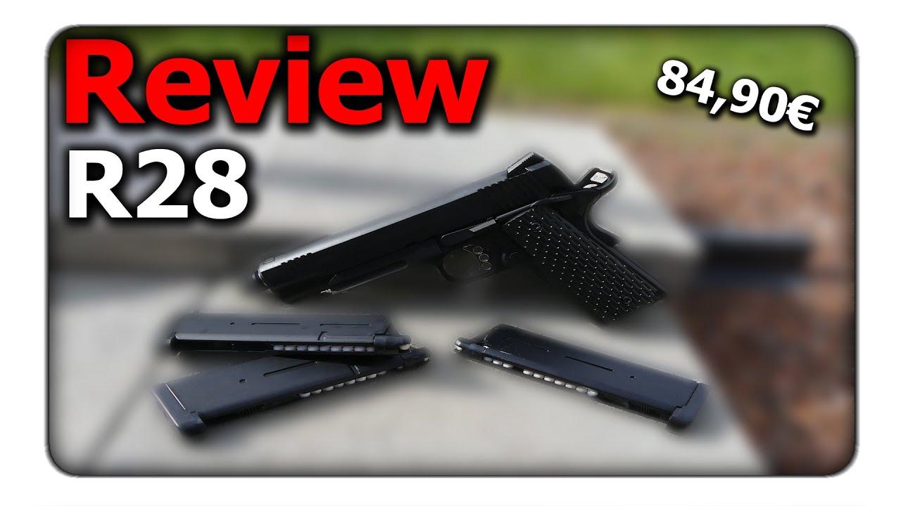 [Review] Armement Armée R28 – Peut-il faire quoi?