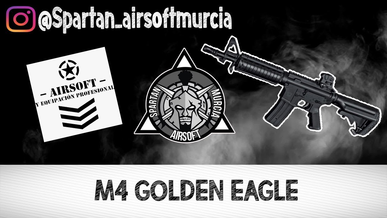 M4 GOLDEN EAGLE | Revue | AIRSOFT