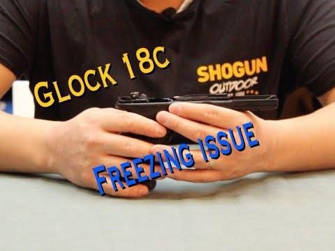 Umarex / Elite Force Glock 18c Airsoft Freezing NUMÉRO | Airsoft Guns Unboxing De Shogun.NL