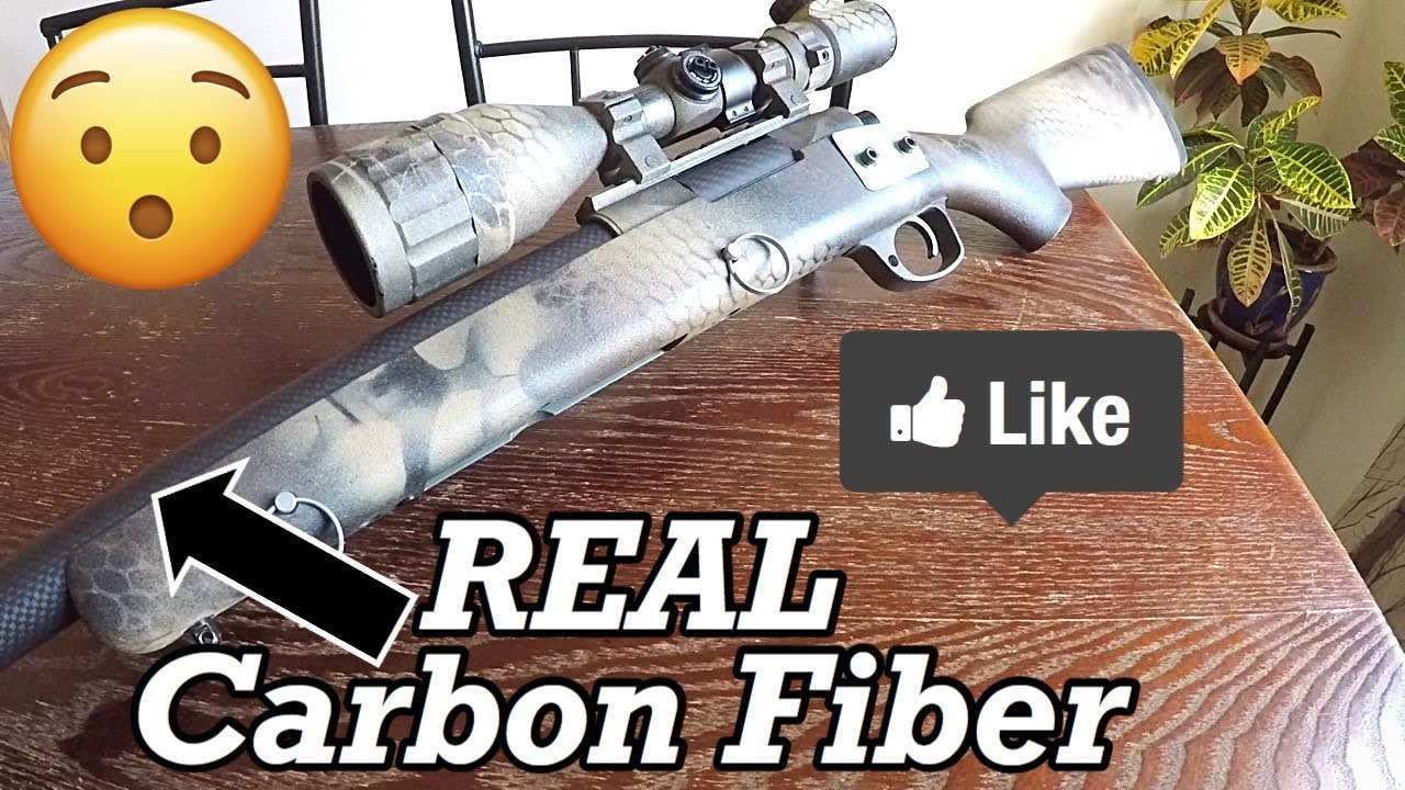 Comment fabriquer un canon en FIBRE DE CARBONE pour votre Vsr-10 | Mods de bricolage Airsoft Sniper