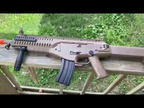 Beretta ARX 160 Commentaire