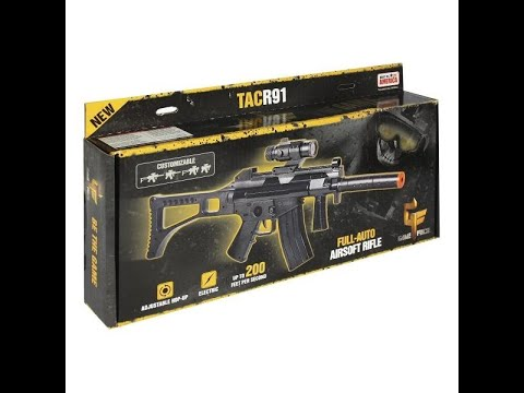 TACR91 Airsoft Review