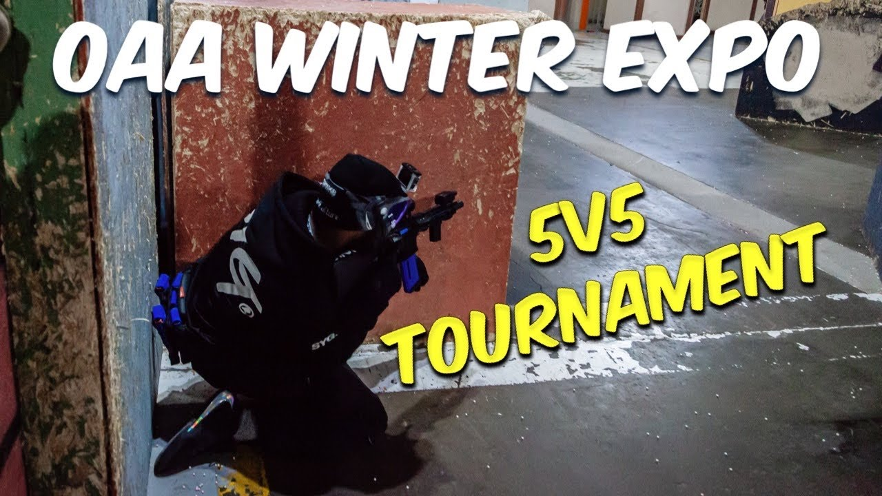 Gagner un tournoi Airsoft 5v5 | Oregon Airsoft Arena Winter Expo 2020 – Partie 1 (DeeMoeVlogs # 63)
