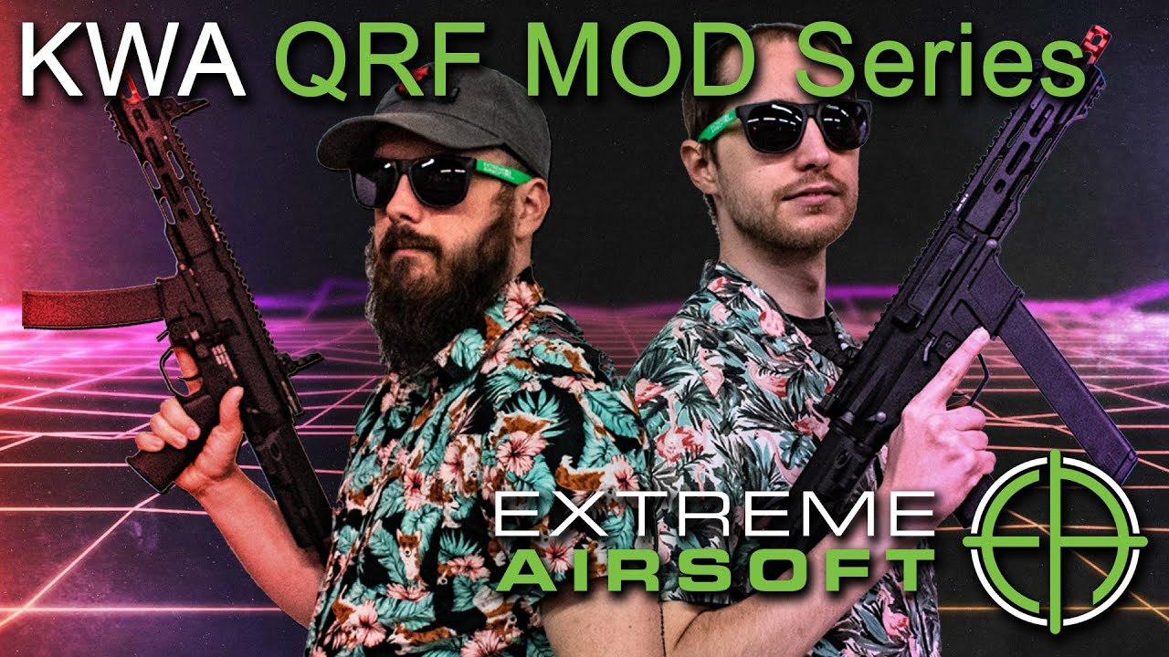 Extreme Review: KWA QRF Series
