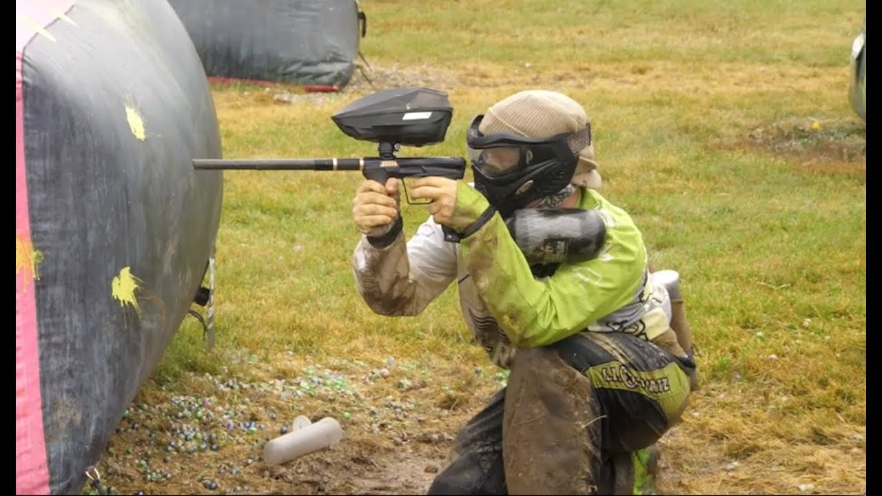 Match de Paintball Raw NXL Xball de Chicago – Wolfpack vs Carolina Crisis