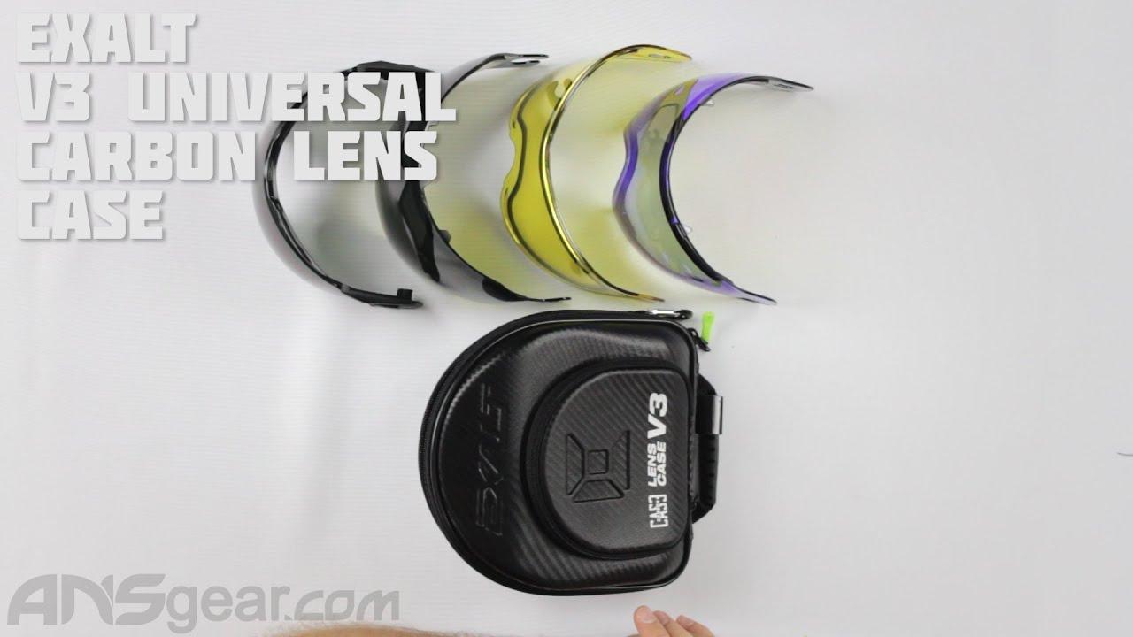 Exalt V3 Universal Carbon Lens – Critique