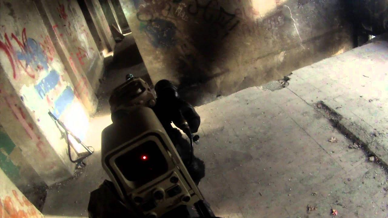 (Airsoft Game) 26/01/2013-Full CQB-GoPro Hero 3