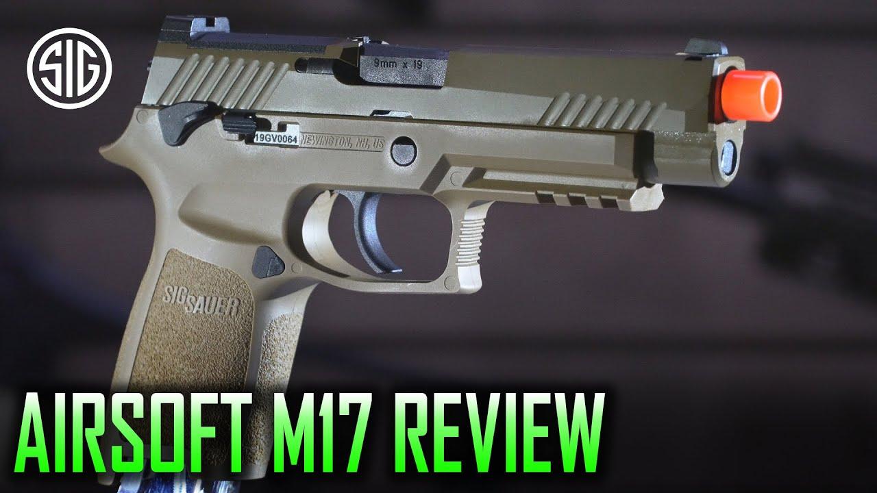 REVUE AIRSOFT SIG M17