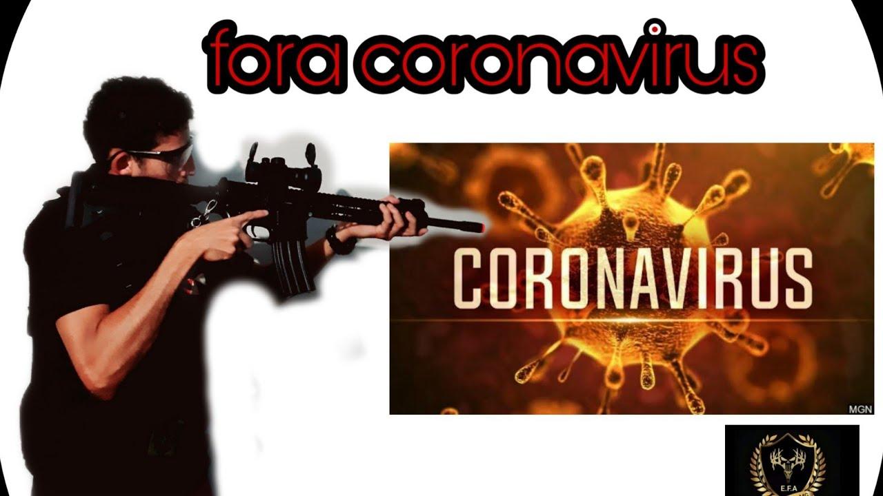 CORONAVIRUS + M4a1 Cyma CM515 Airsoft Review