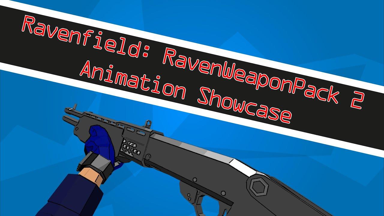 Présentation de l'animation de Ravenfield: RavenWeaponPack 2