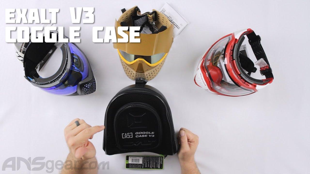 Étui à lunettes universel en carbone Exalt V3 – Critique