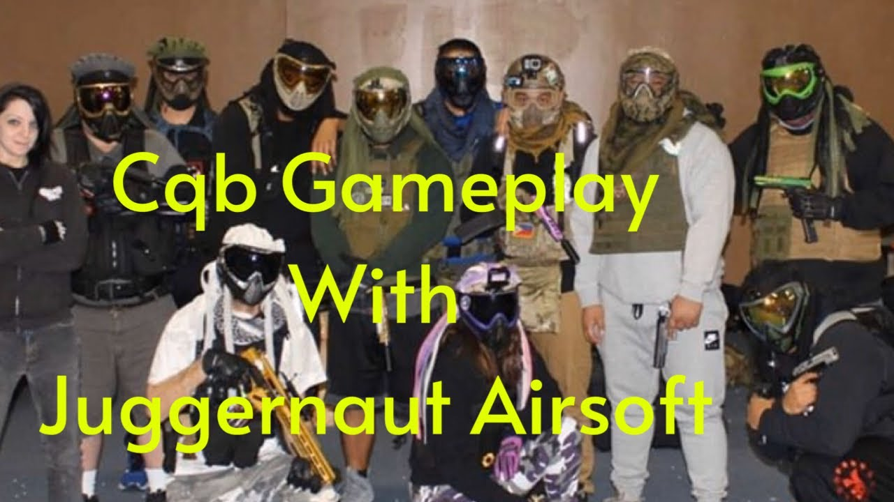 Apprendre à Speedqb avec Juggernaut Airsoft