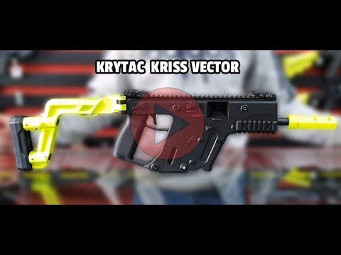 Central Strike – Krytac Kriss Vector Review