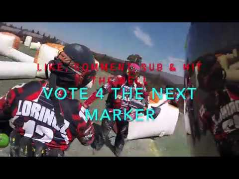 CV19 Paintball Distraction Video..Vote Geo 4 ou Luxe X