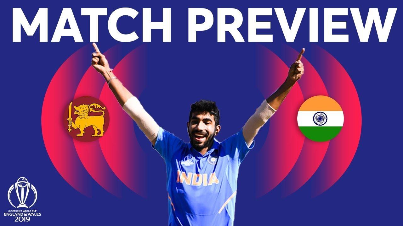 Aperçu du match – Sri Lanka vs Inde   ICC Coupe du monde de cricket 2019