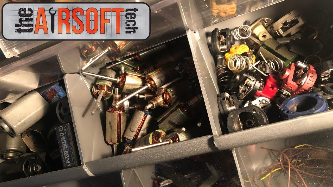 Questions et réponses sur l'Airsoft Tech Talk | Épisode 9