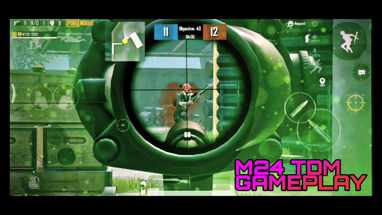 TDM avec M24 Gameplay !!!