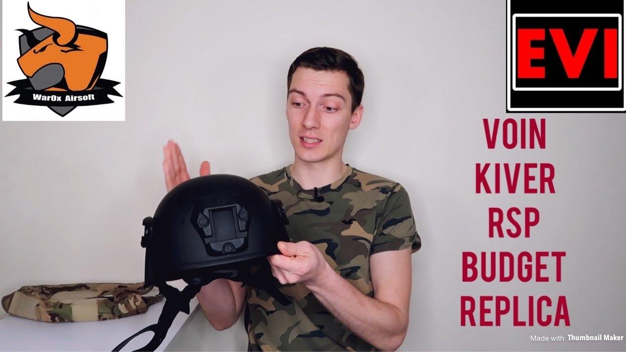 (FRA) Casque FSB Voin Kiver RSP Budget réplique aitsoft par WarOX airsoft