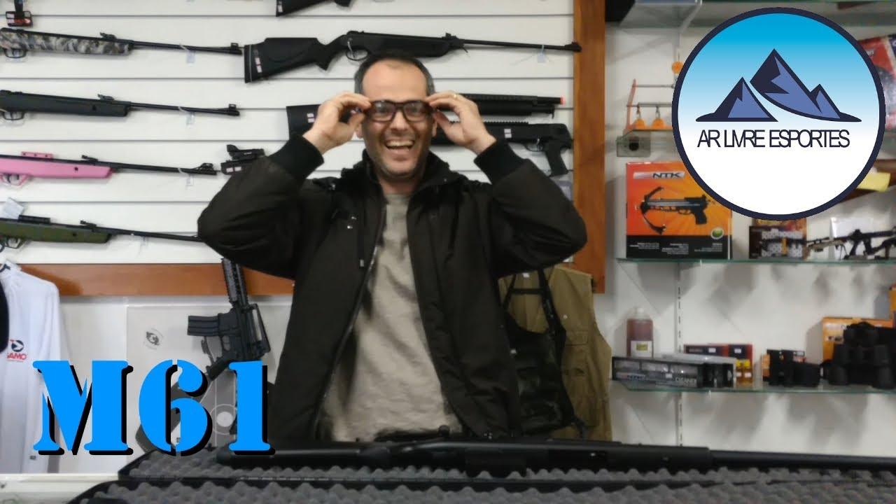 Évaluation de M61 Sniper Airsoft