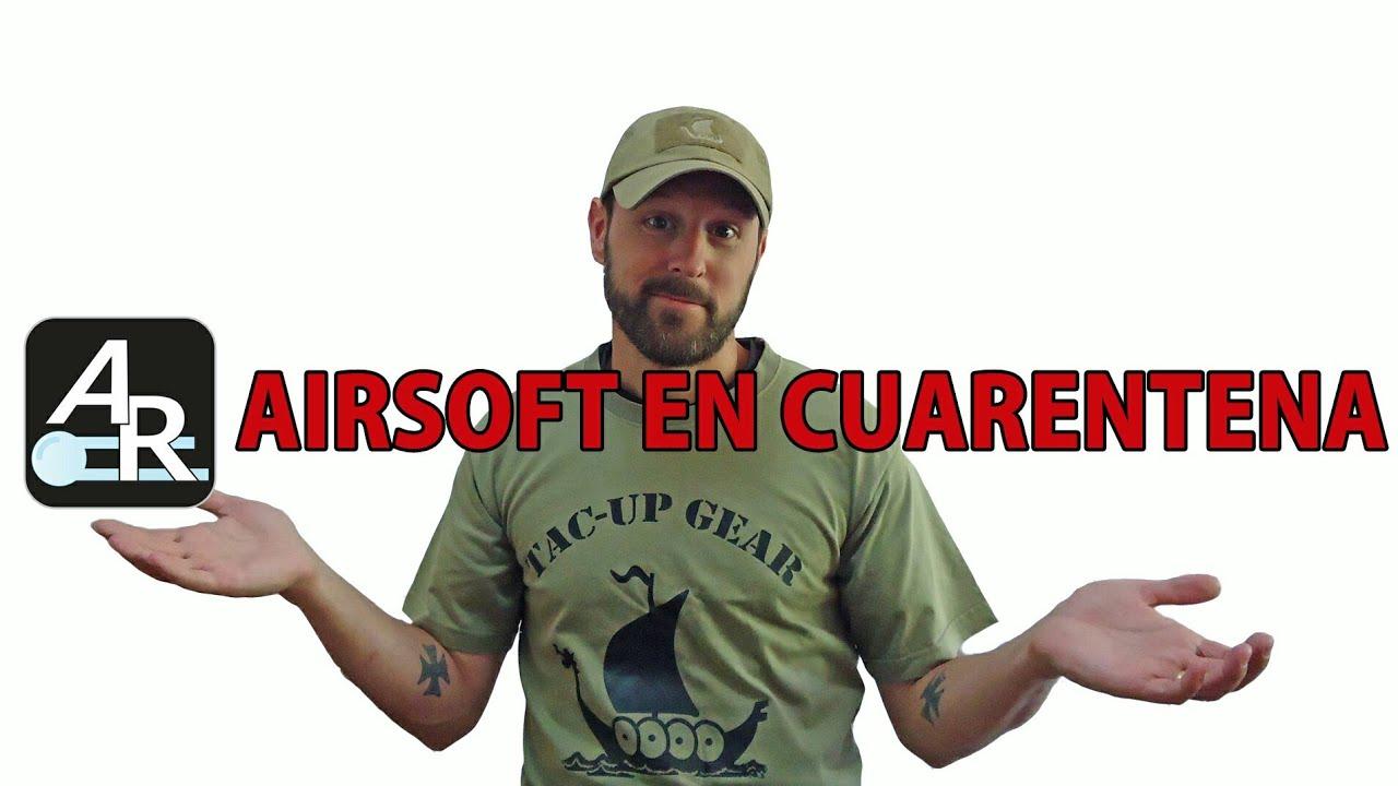 Airsoft en quarantaine