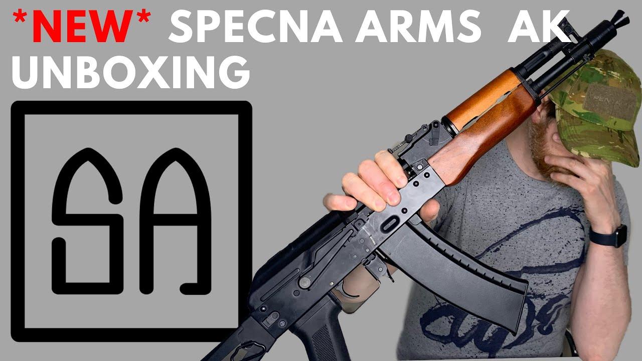 Le NOUVEAU Specna Arms en vaut-il la peine? 🤔 AK-105/74 DÉBALLAGE