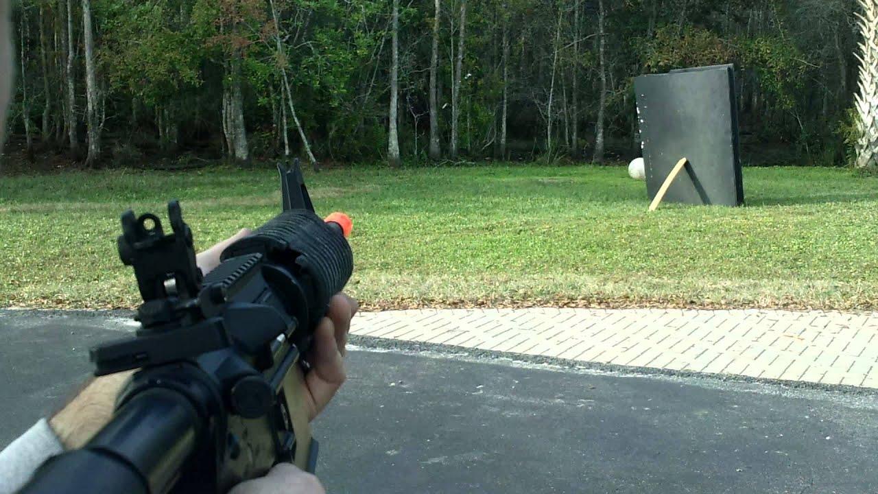 Airsoft Gun Shooting Video, Landon et moi essayons Airsoft pour notre première fois – Plus de vidéos bientôt!