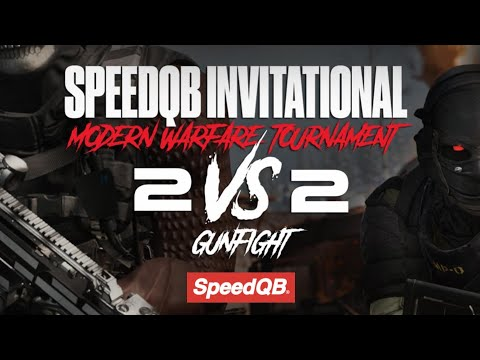 Série de tournois SpeedQB Modern Warfare 2vs2 Gunfight