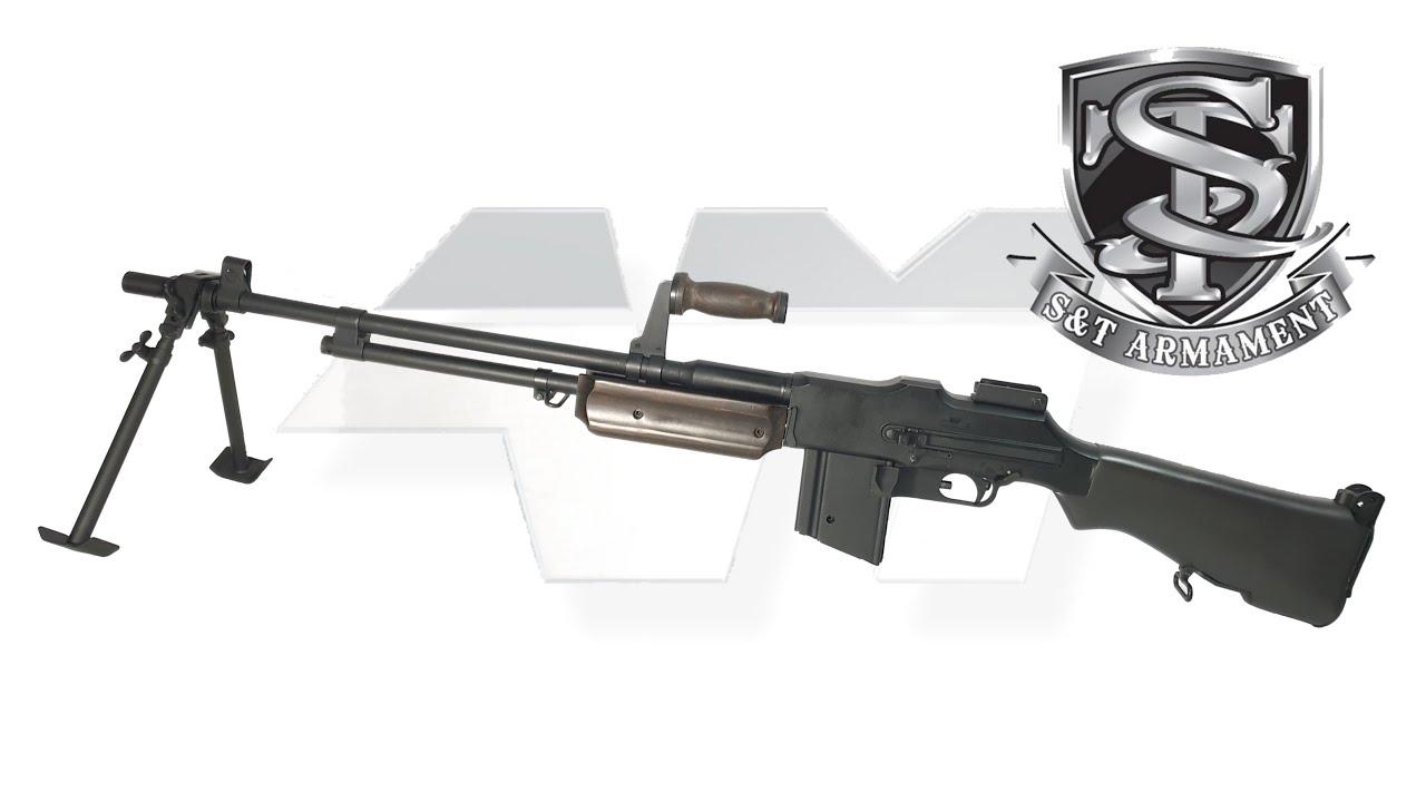 S&T BAR M1918A2 / VERSION AMÉLIORÉE TNT / STAEG102 / Unboxing Review
