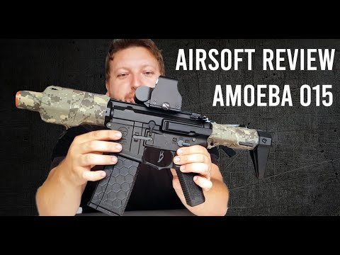 ★ REVUE AIRSOFT Ares Amoeba 015
