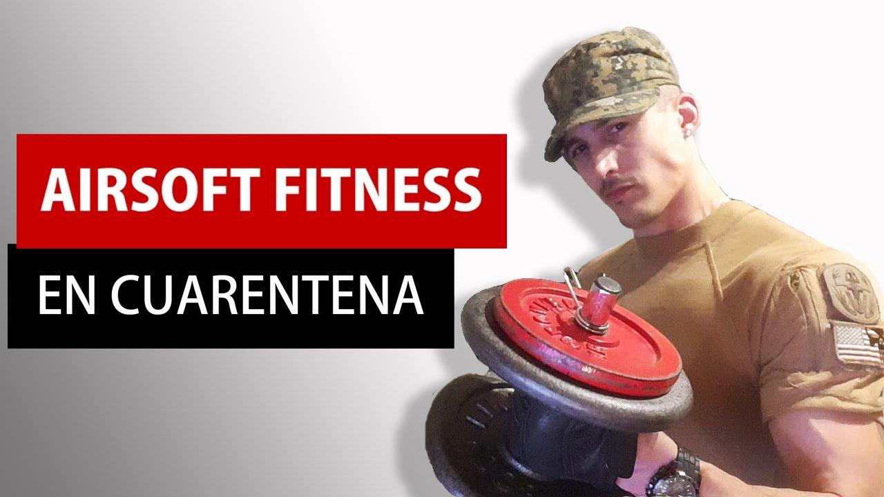 Airsoft Fitness en quarantaine